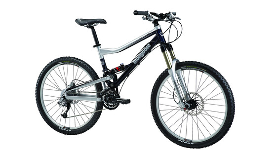 MONGOOSE Teocali Elite Silver/Midnight